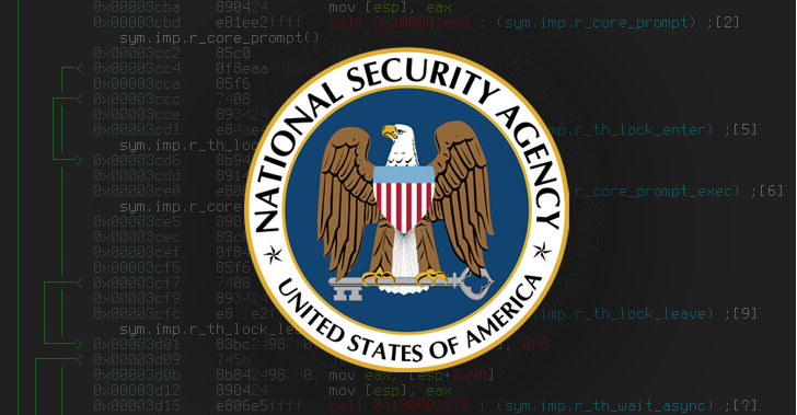 National Security Agency NSA tool